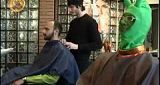 Aliens Inside: In the Barber Shop